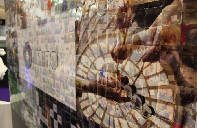 Nuotraukų mozaika